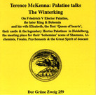 Palatine talks: The Winterking, 1 Audio-CD